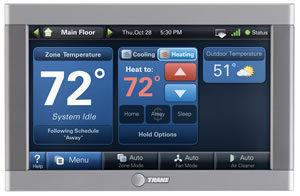 Trane 950 thermostat