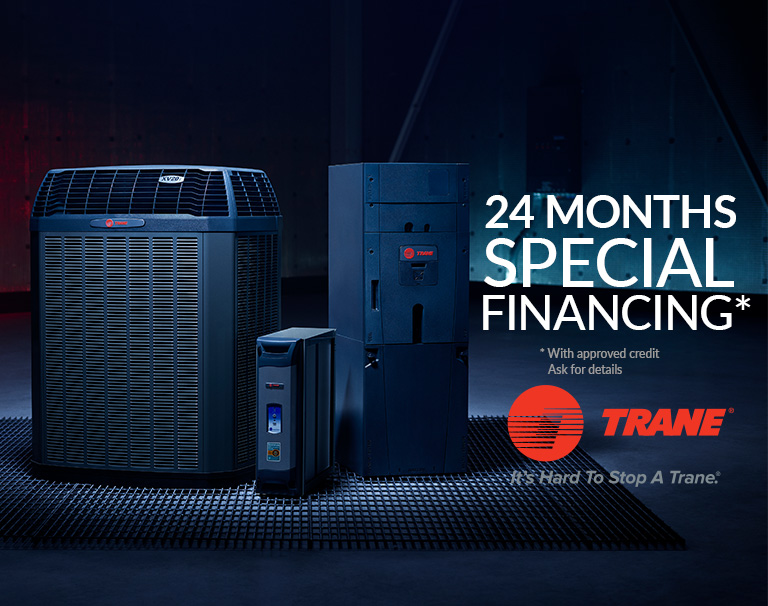 Special offer from Trane